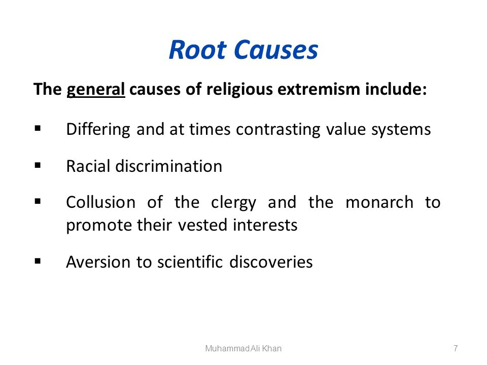 what causes religious discrimination Prejudice and discrimination   discrimination becomes unfair when it causes us to make a big deal out of differences between  related gcse religious.