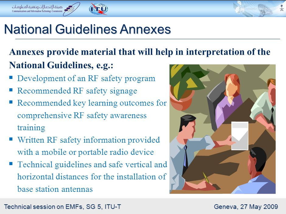National Guidelines Annexes