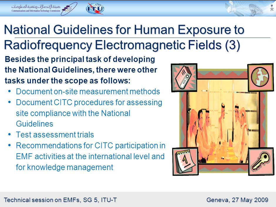 National Guidelines for Human Exposure to Radiofrequency Electromagnetic Fields (3)