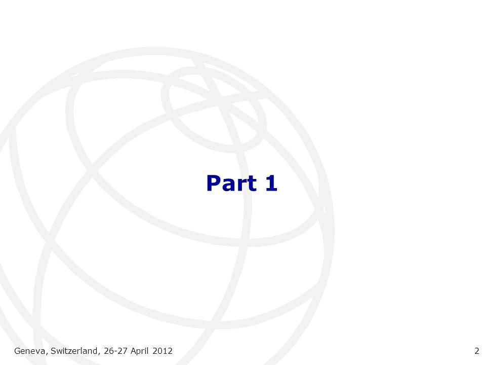 Part 1 PART 1 – Ghana e-health Framwork