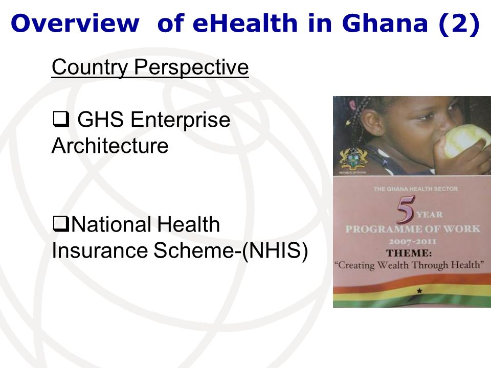 Overview of eHealth in Ghana (2)