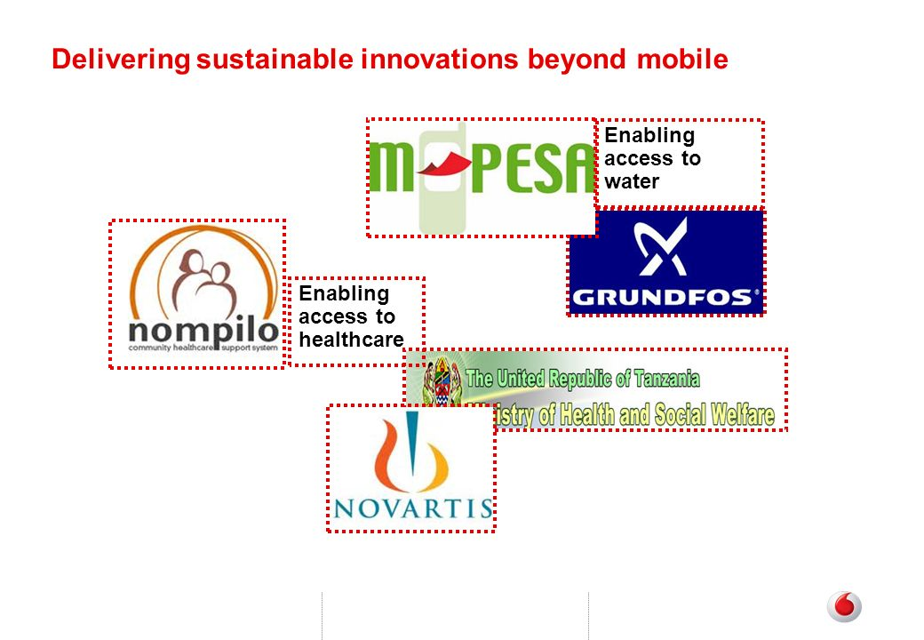 Delivering sustainable innovations beyond mobile