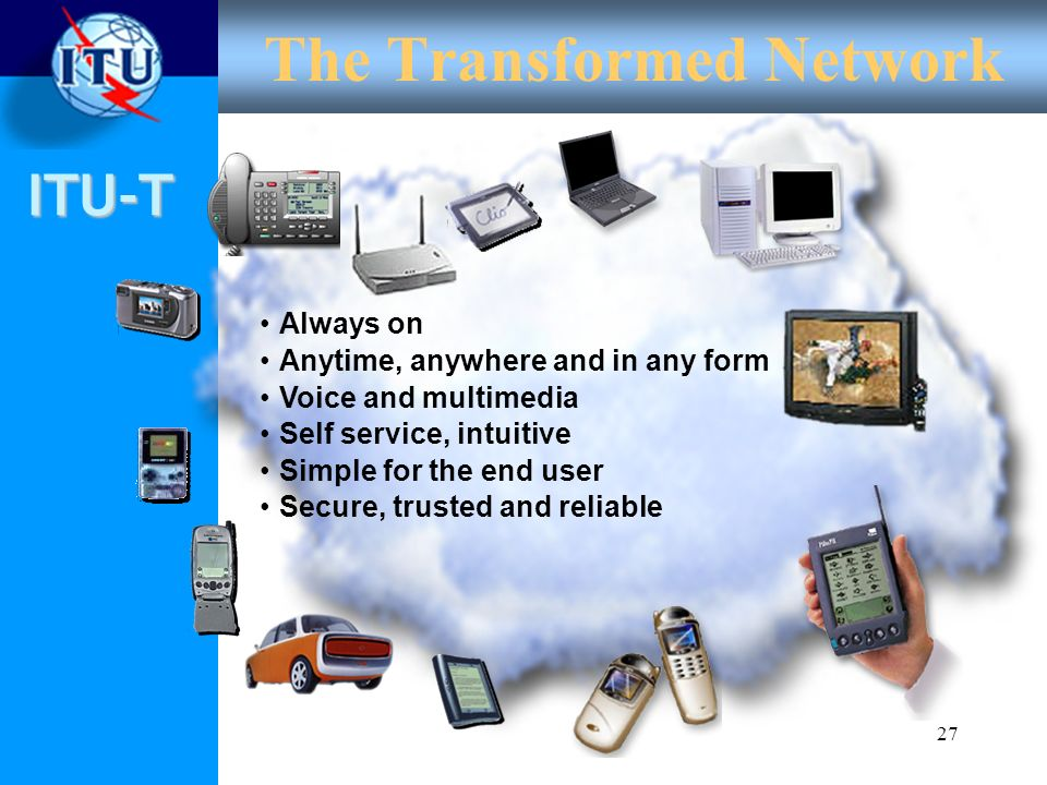 The Transformed Network