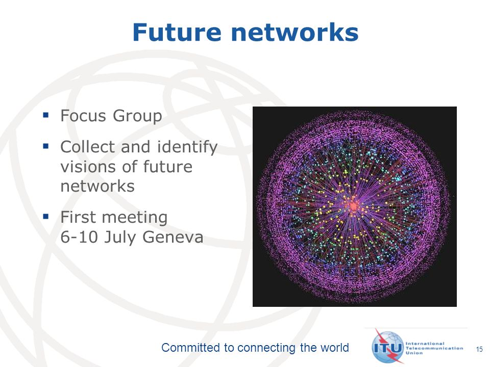 Future networks Focus Group