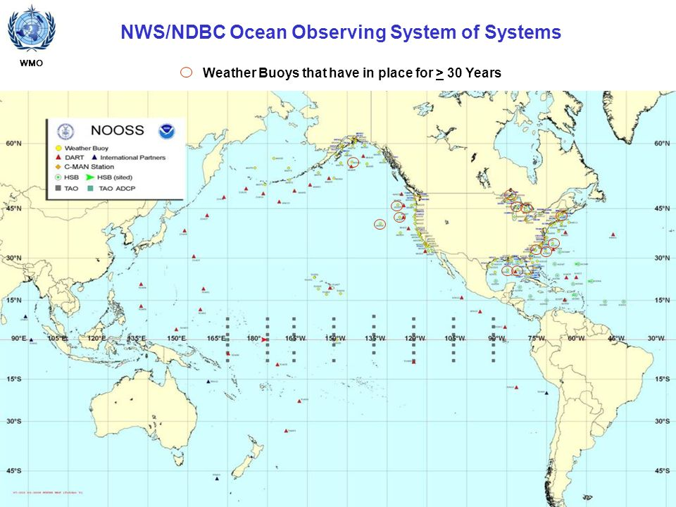 NWS/NDBC Ocean Observing System of Systems