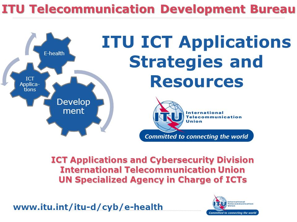 ITU Telecommunication Development Bureau