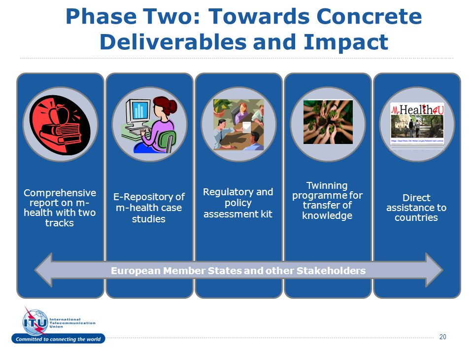 Phase Two: Towards Concrete Deliverables and Impact