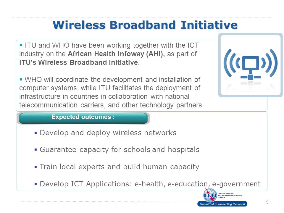 Wireless Broadband Initiative
