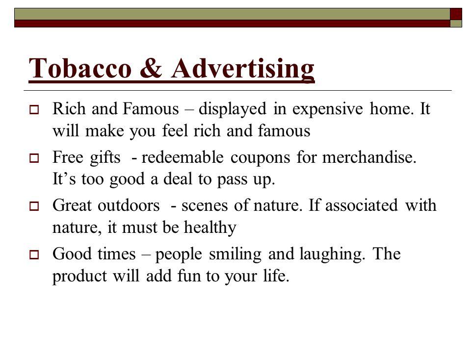 tobacco slang names butts cigs smokes ppt video