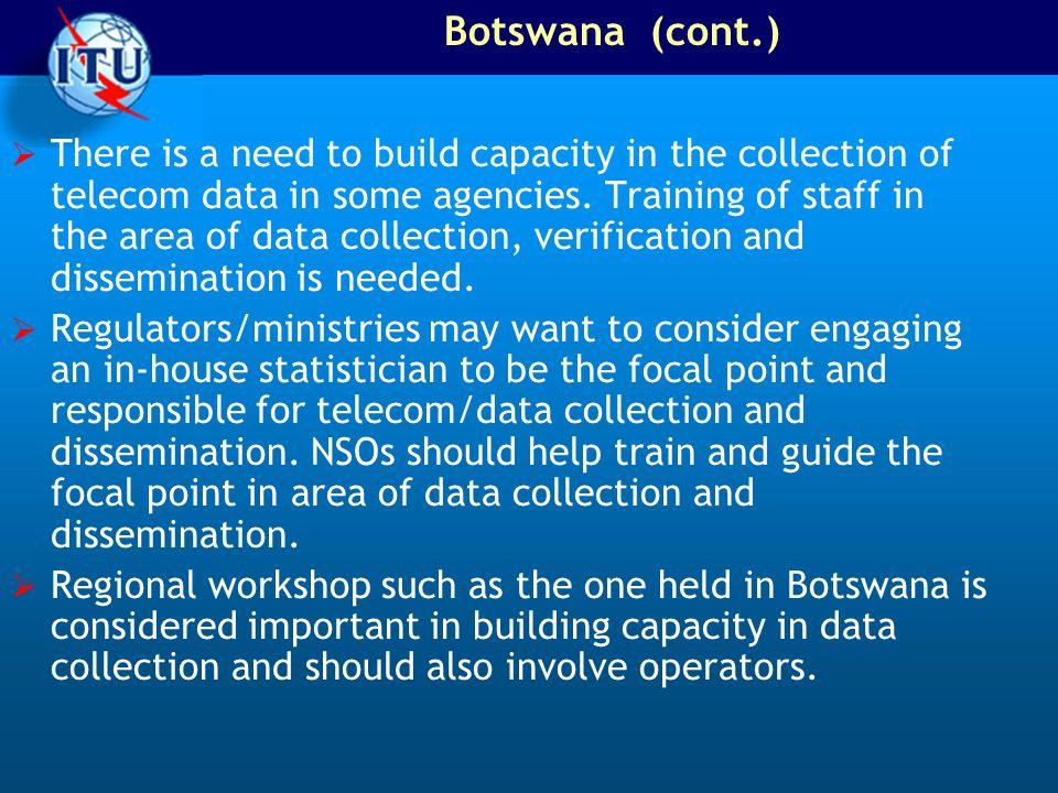 Botswana (cont.)