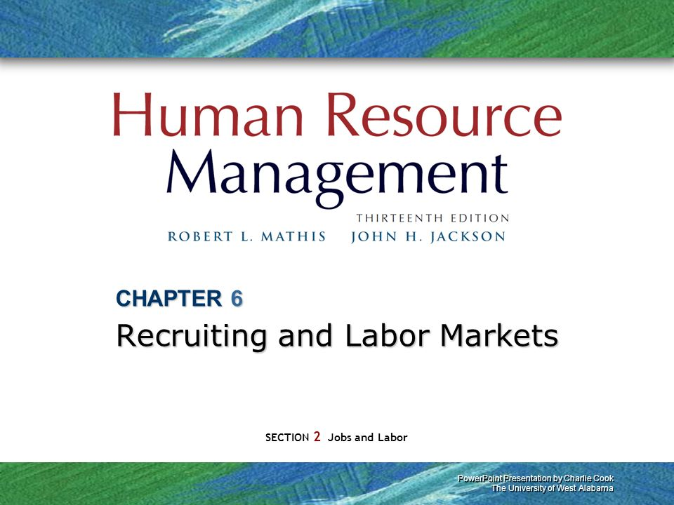 Headhunters matchmaking in the labor market