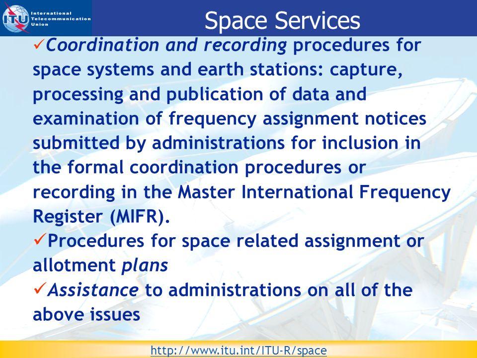 Space Services WRC.