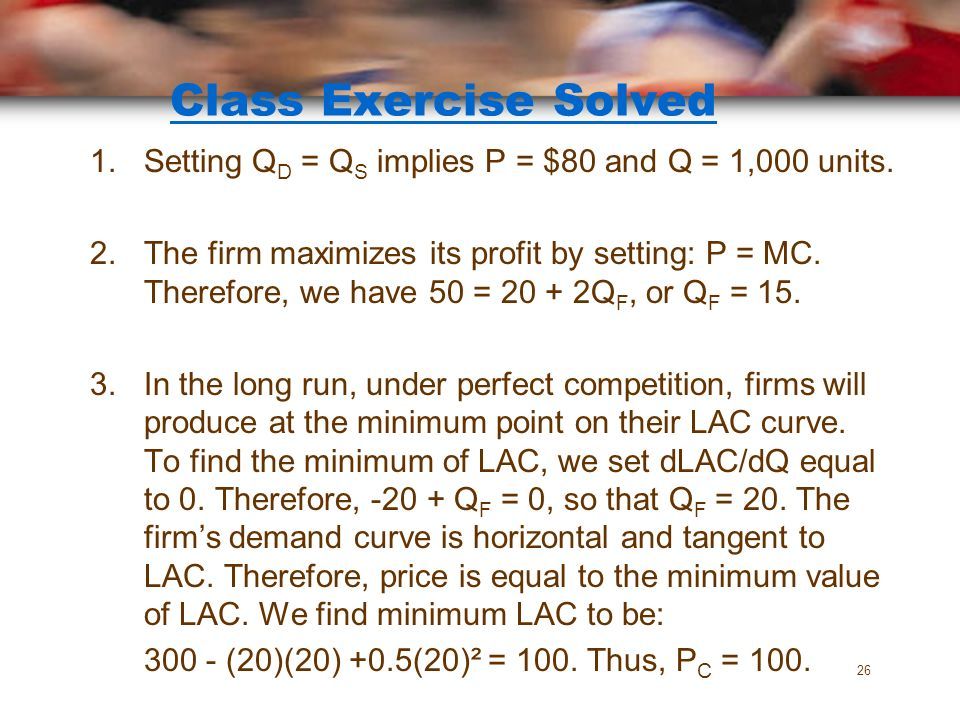 pricing under perfect competition pdf