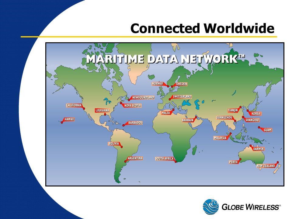 Connected Worldwide