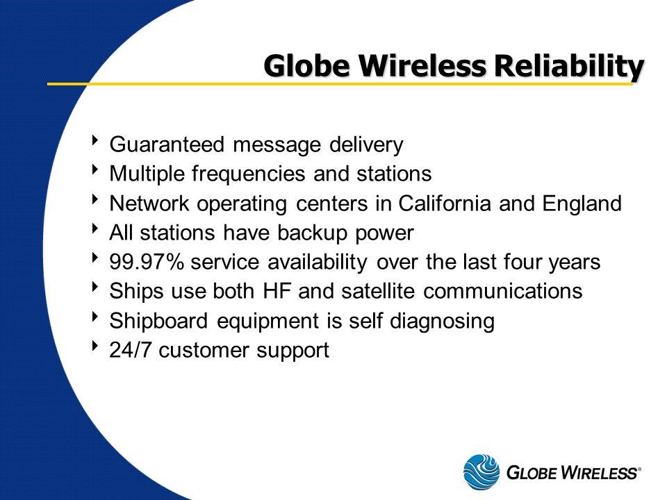 Globe Wireless Reliability
