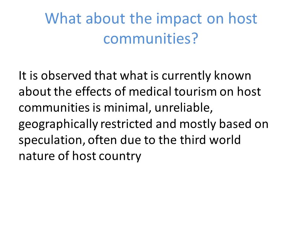 host community perceptions of the impact Perceptions of the impact of refugees on host communities: the case of liberian refugees in ghana.