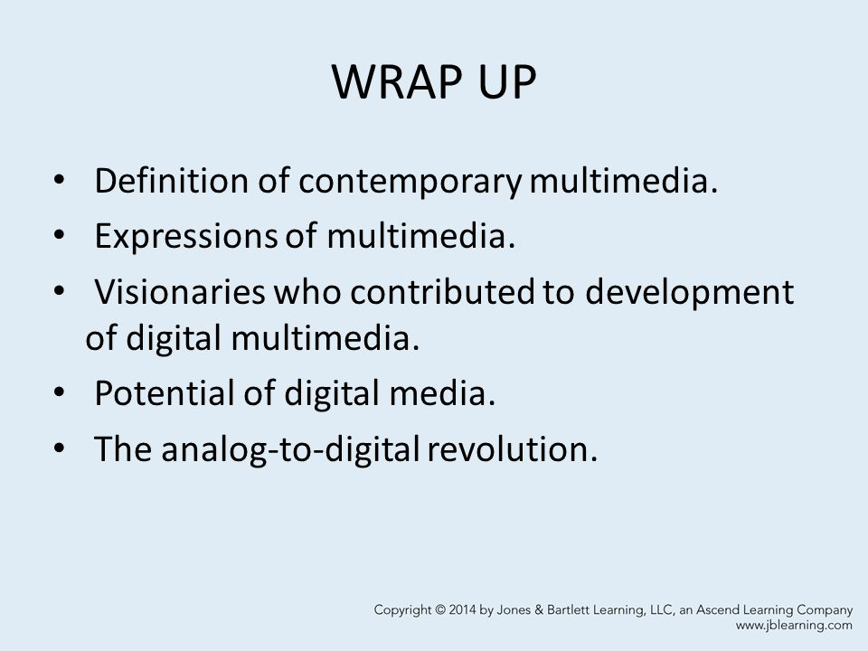Multimedia revolution ppt video online download for House wrap definition
