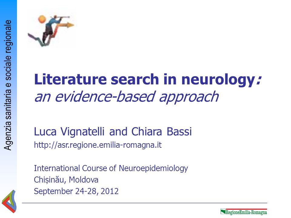 Literature search in neurology: an evidence-based approach