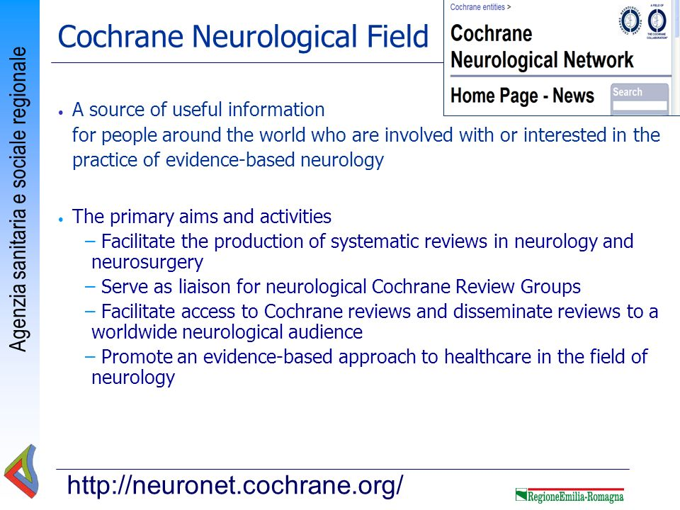 Cochrane Neurological Field