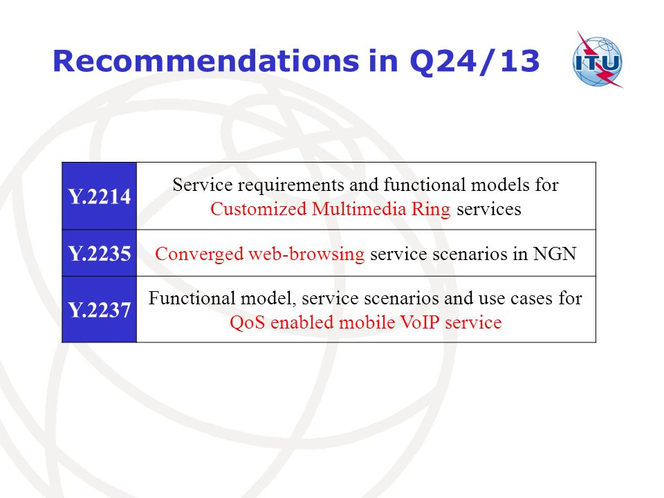 Converged web-browsing service scenarios in NGN
