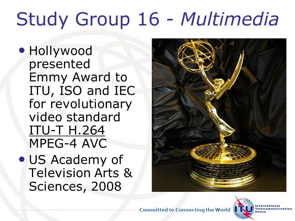 Study Group 16 - Multimedia