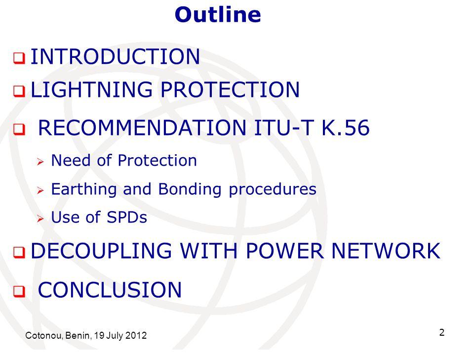 RECOMMENDATION ITU-T K.56