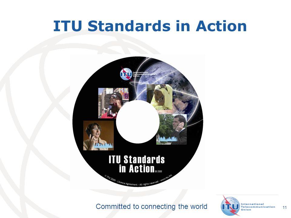 ITU Standards in Action
