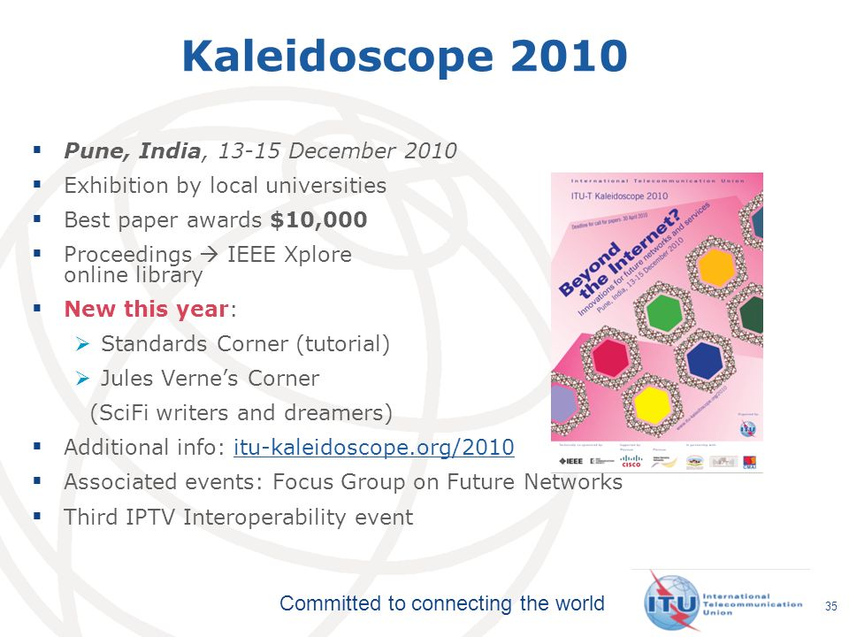 Kaleidoscope 2010 Pune, India, December 2010