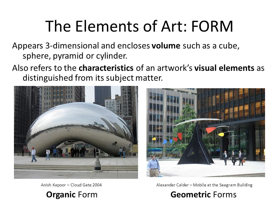 Elements Of Art Form : Elements of art and principles design ppt video