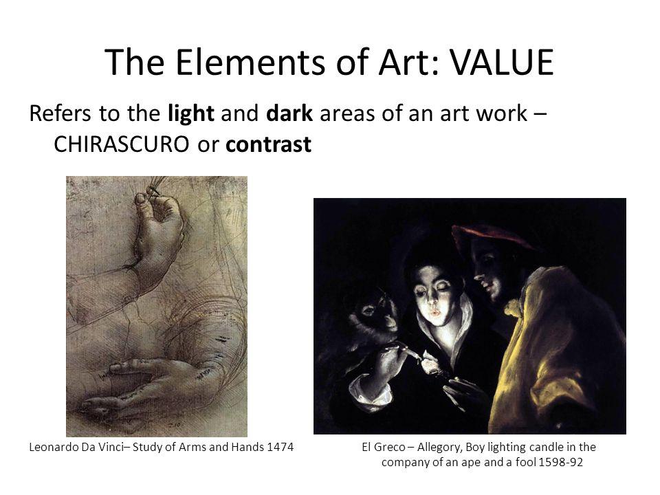 8 Art Elements : Elements of art and principles design ppt video online download