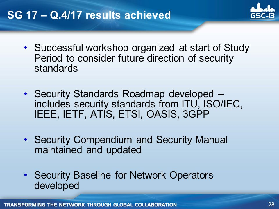 SG 17 – Q.4/17 results achieved