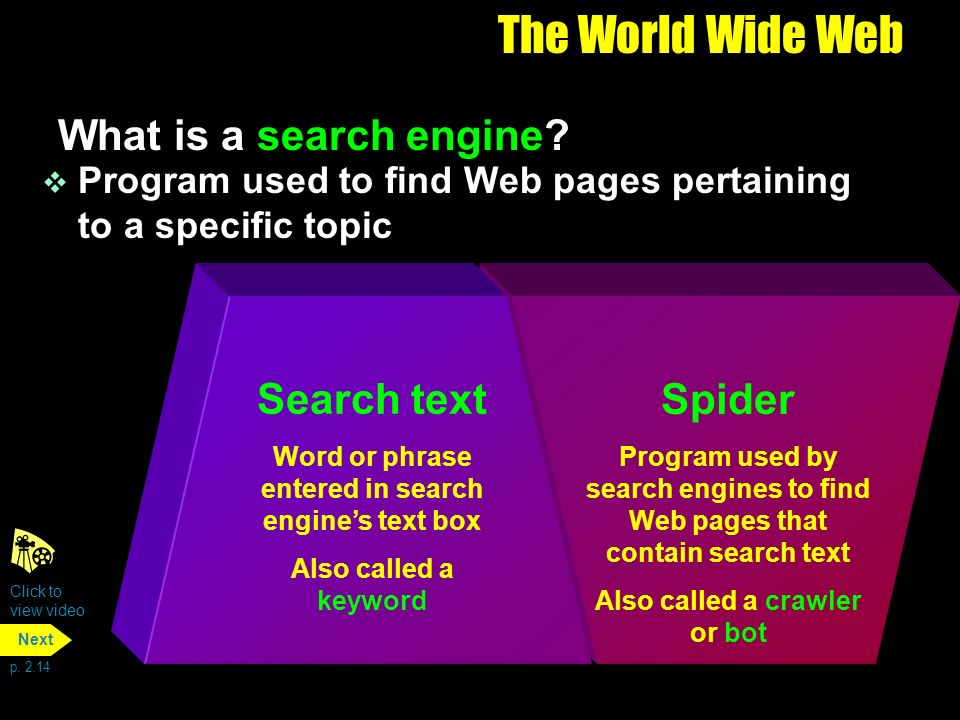 how to search a webpage with a specific word