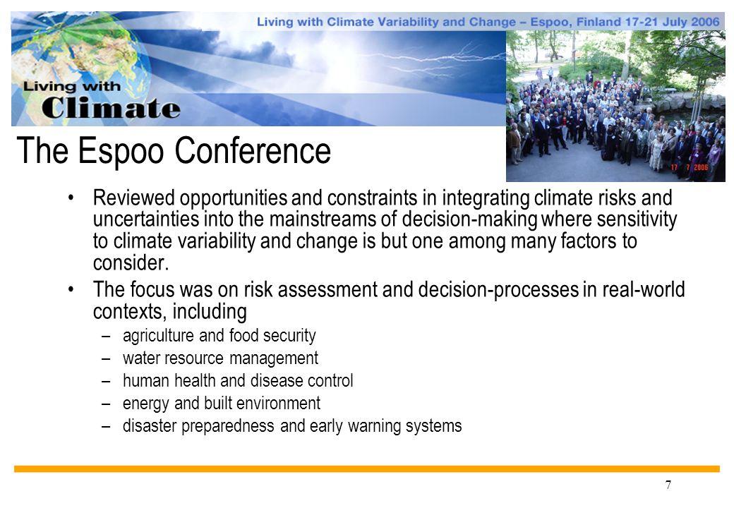The Espoo Conference