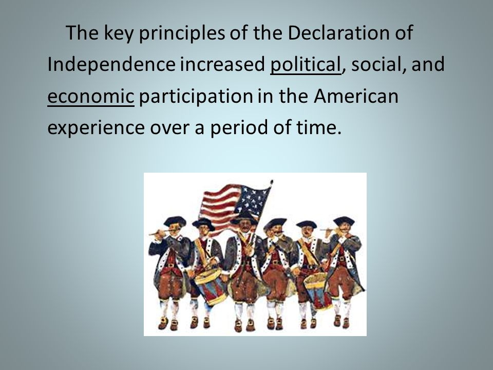 the political economic and social causes of the american revolution It was in this sense, a true social, and not merely a political revolution in fact, in relation to the size of the economy and population, the american revolution resulted in one of the biggest expropriations of private property in world history.