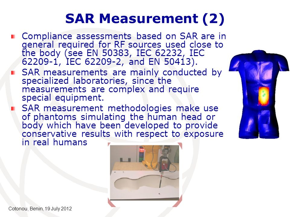 SAR Measurement (2)
