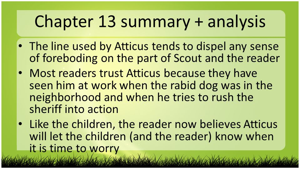 role of atticus analysis The following analysis reveals a comprehensive look at the storyform for to kill a mockingbird  as well as atticus,  dramatica analysis of to kill a mockingbird.