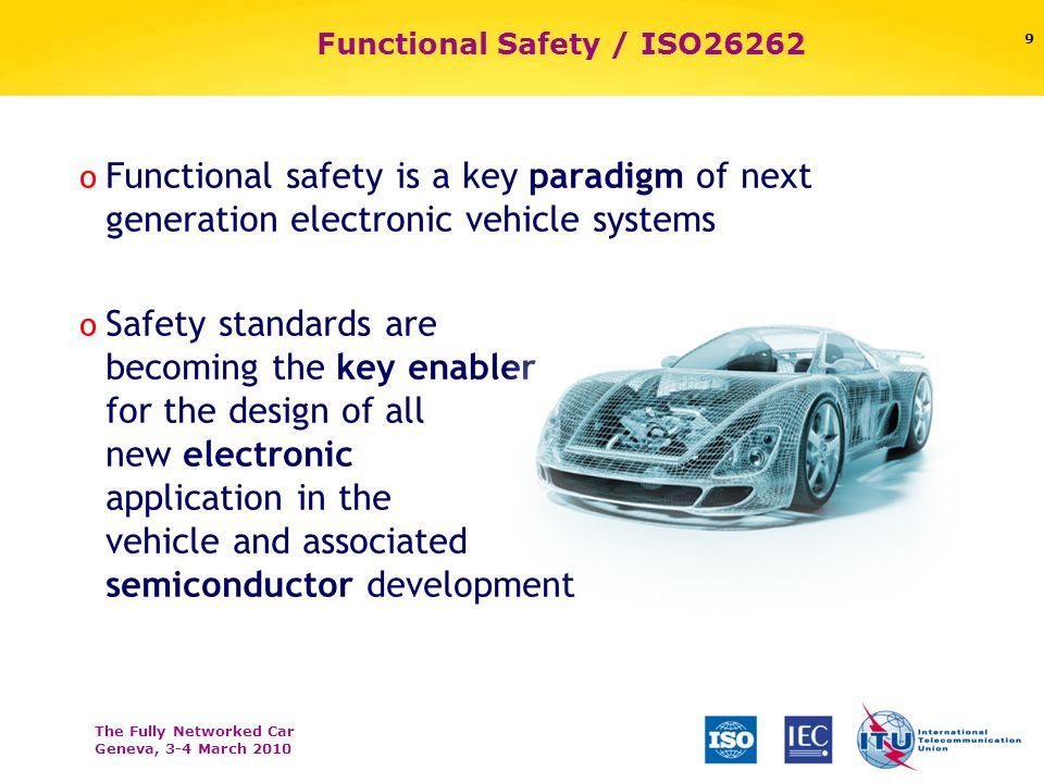 Functional Safety / ISO26262