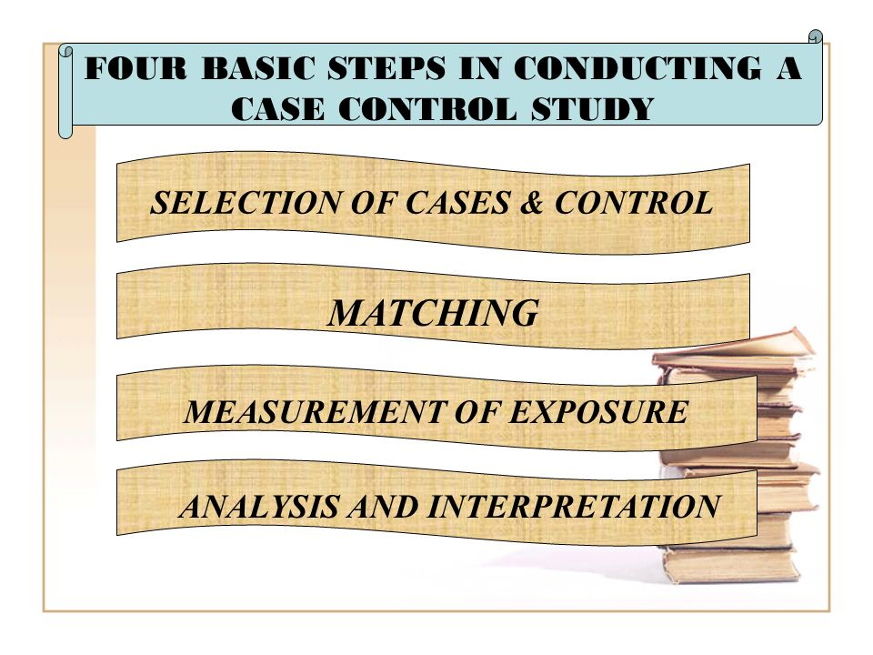 case control study odds ratio interpretation Worksheet b: case–control studies and odds ratio 43 assessment interpretation of the odds and the odds ratio 4.