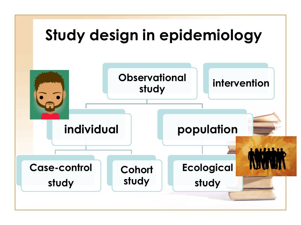 Study Designs in Epidemiology - University of Pittsburgh
