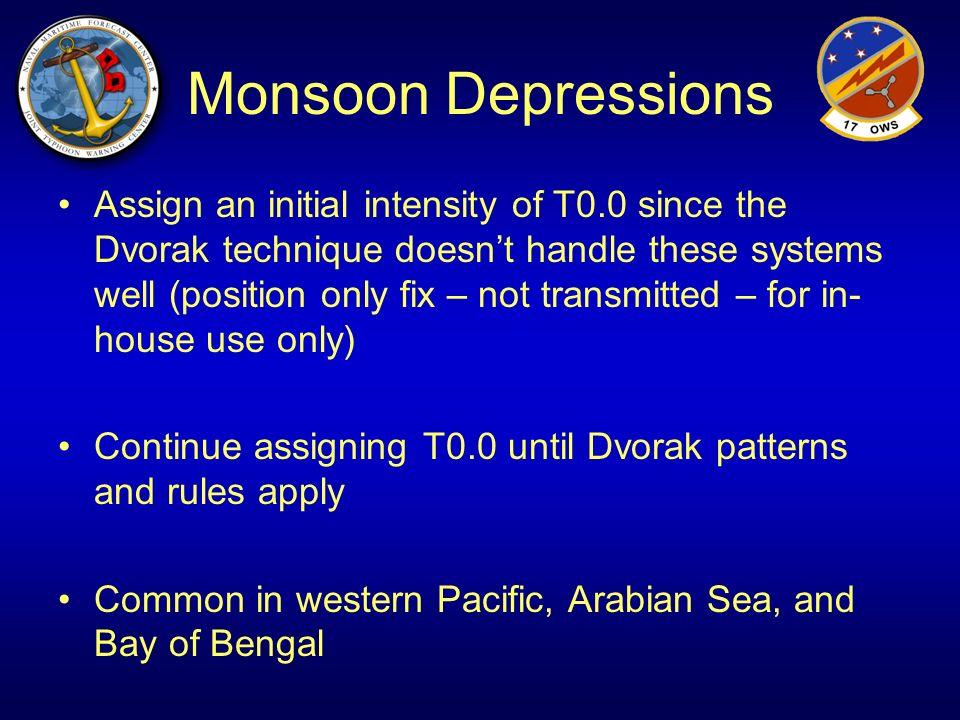 Monsoon Depressions