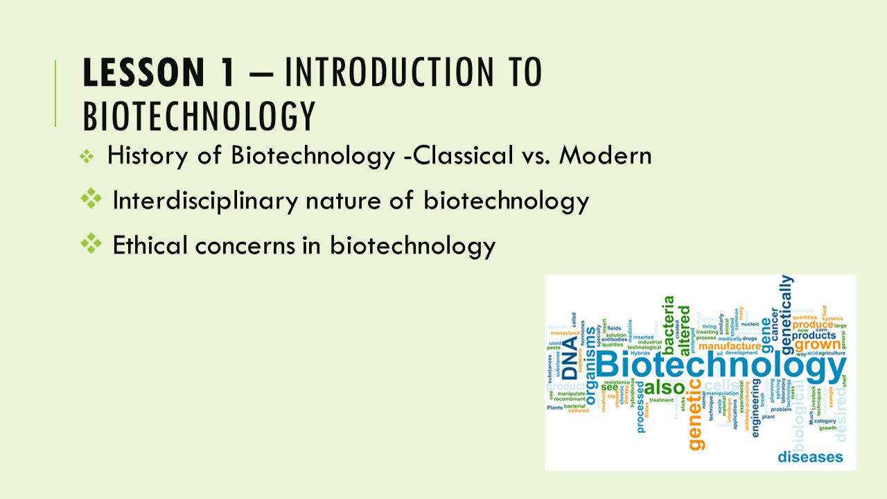 an introduction to the benefits of biotech century - three reasons why biotechnology should be persuade today in the twenty-first century,  introduction to biotechnology  benefits and risks of farming biotech.