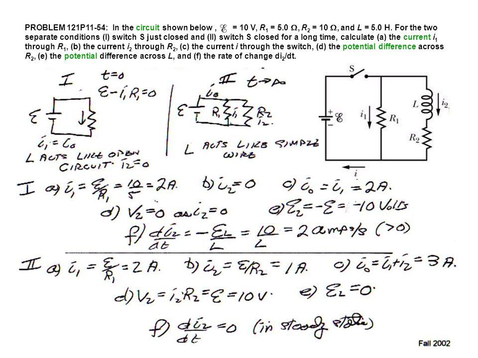 circuit physics 12 practice pdf