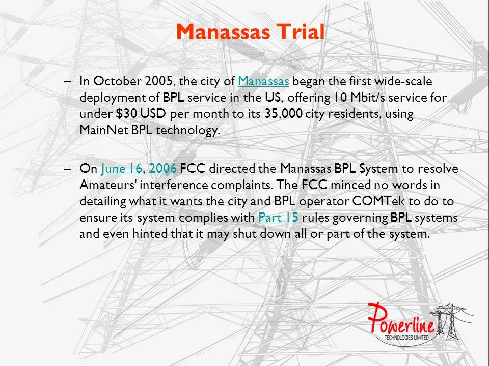 Manassas Trial