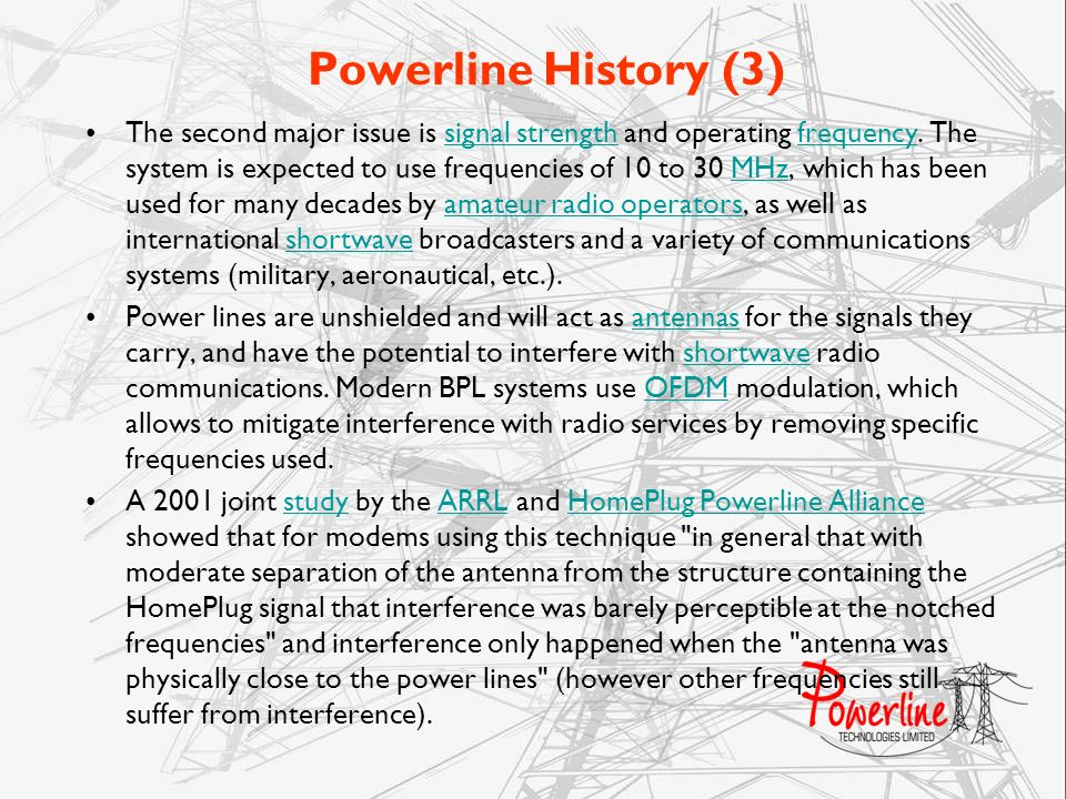 Powerline History (3)