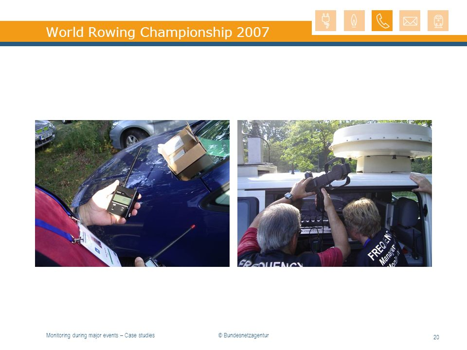 World Rowing Championship 2007