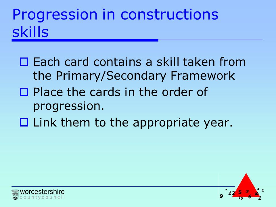 teaching secondary maths in worcestershire day 2 ppt