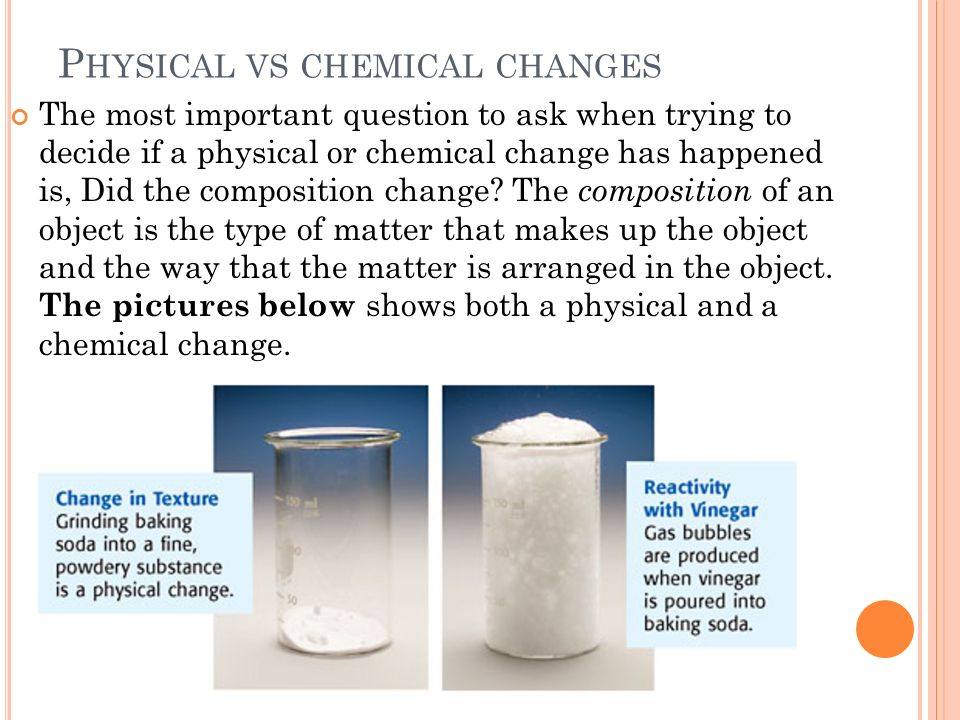 Chemical Properties and Chemical changes - ppt video ...