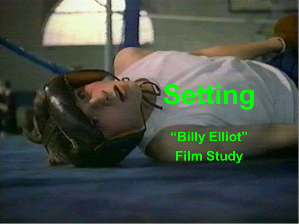 billy elliot study guide
