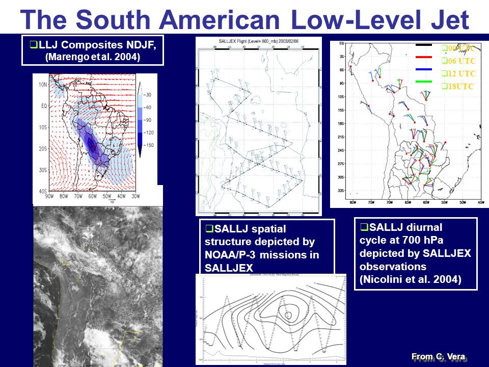 The South American Low-Level Jet