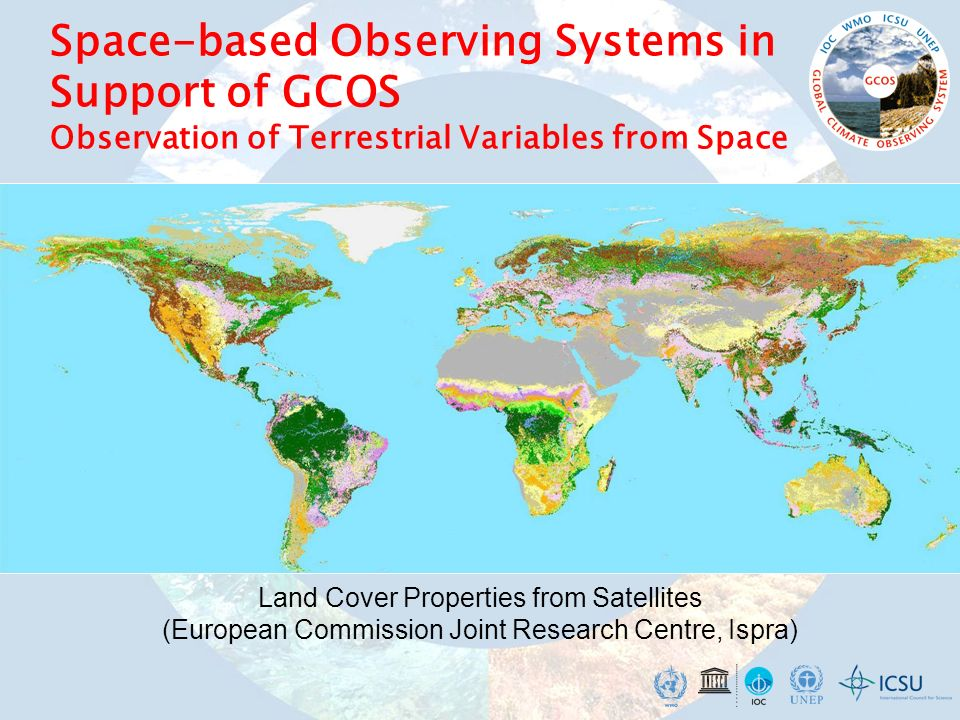 Space-based Observing Systems in Support of GCOS Observation of Terrestrial Variables from Space